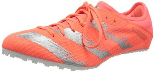 adidas Sprintstar M, Scarpe per Il Tempo Libero e Abbigliamento Sportivo Uomo, Arancione (Segnale Corallo/Argento Met./Ftwr Bianco), 43 1/3 EU
