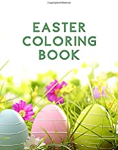 Easter Coloring Book: An Easter Coloring Book For Adults (Coloring Books)