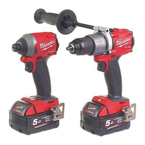 Milwaukee M18FPP2A2-502X Fuel Gen 3 Twin Pack