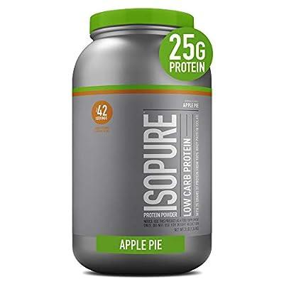 Isopure Low Carb, Keto Friendly Protein Powder
