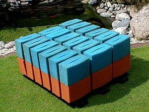 Oase Ersatzschwamm Set für den Filter Oase Biotec 36