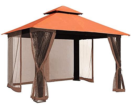 EliteShade 10x13 feet Sunbrella Titan Patio Outdoor Garden Backyard...