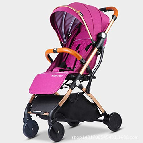 Learn More About YYZZ Baby Stroller,Lightweight Folding Baby Stroller 2 in 1 Aluminum Alloy can be o...