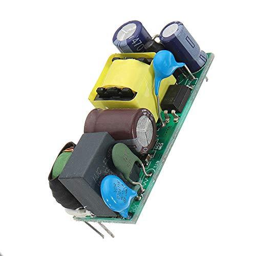Módulo electrónico Módulo de alimentación del módulo de la placa desnuda AC-DC 220V a 12V 0.5A Equipo electrónico de alta precisión