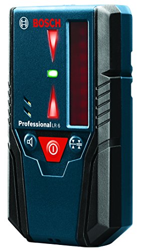 Bosch LR6 330ft Line Laser Level Receiver for Red Beam Laser Leveling Tools...