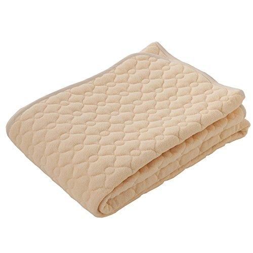 綿100% ふわふわ敷きパッド セミダブル PIQ0606409