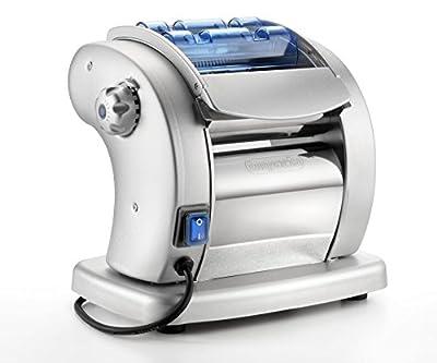 Electric Pasta Maker- Imperia Pasta Presto Non-stick Machine w 2 Cutters and 6 Thickness Settings