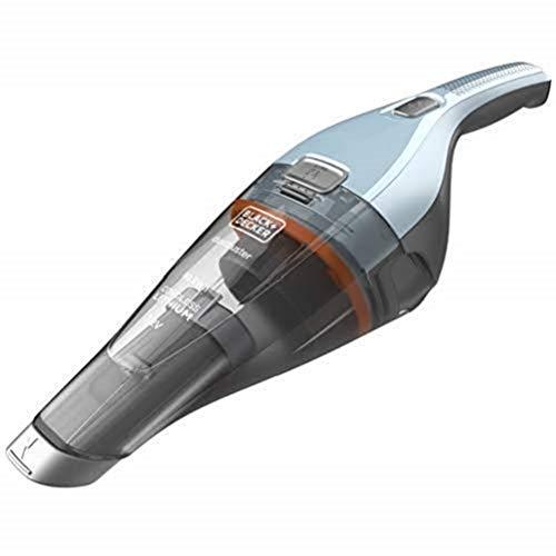 BLACK+DECKER NVC215W-QW Aspiratore Ricaricabile aspirabriciole 7.2 V Litio - 10.8 Wh, capacità contenitore 385 ml