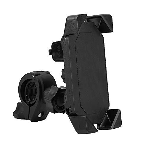 Soporte de carga portátil para motocicleta ampliamente compatible, cargador USB para motocicleta,...