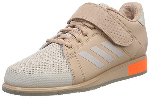 adidas Herren Power Perfect III Fitnessschuhe, Mehrfarbig Pertiz/Percen 000, 45 1/3 EU