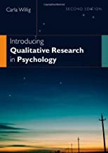 Introducing Qualitative Research in Psychology by Carla Willig (2008-06-01)