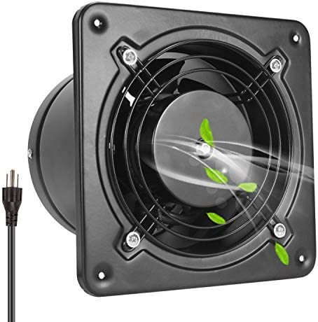 HG POWER Through the Wall Ventilation Fan High CFM 6 Inch Exhaust Fan Extractor Blower Exhaust product image