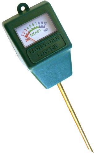 Indoor-Outdoor Moisture Sensor Meter