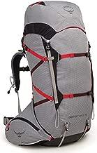 Osprey Aether Pro 70 Men's Backpacking Backpack, Kepler Grey, Large