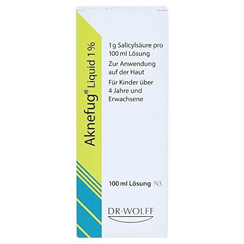 AKNEFUG liquid 1% Lösung 100 ml