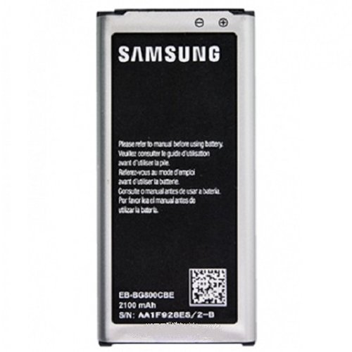 Movilconsolas Bateria Samsung Galaxy S5 Mini G800F EB-BG800BBE 2100mAh