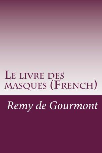 Le livre des masques (French)
