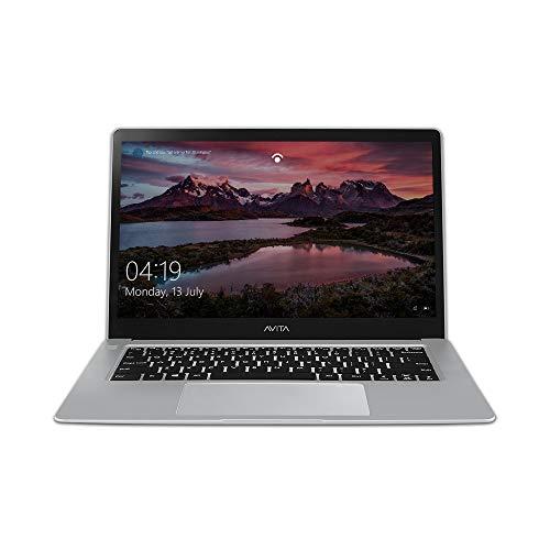 AVITA Cosmos NS14A1IN502P 14-inch Laptop (7th Gen Core i5-7Y54/8GB/256GB SSD/Windows 10 Home/Intel HD 615 Graphics/1.47kg), Cloud...