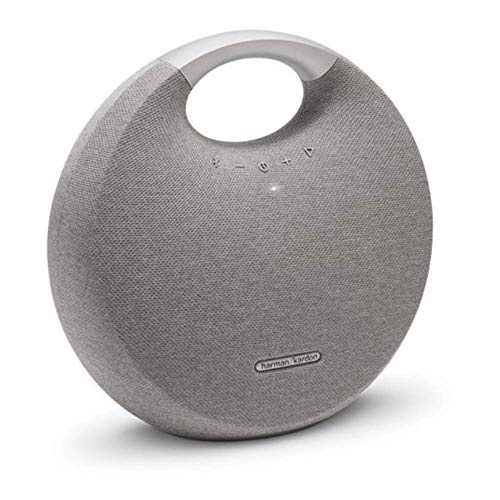 Harman Kardon Onyx Studio 5 Bluetooth Wireless Speaker - Gray (HKOS5GRYSP)
