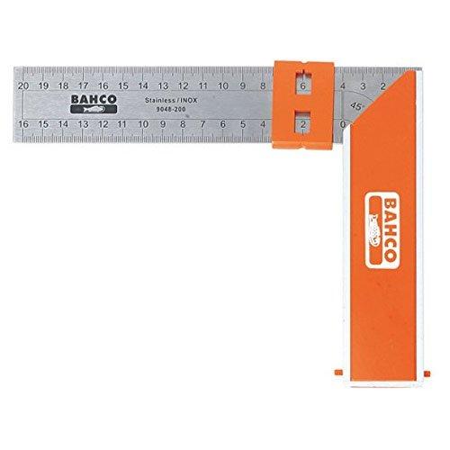 Bahco Winkel 350Mm Mit Zusätzlicher Schiebemarkierung 9048-350