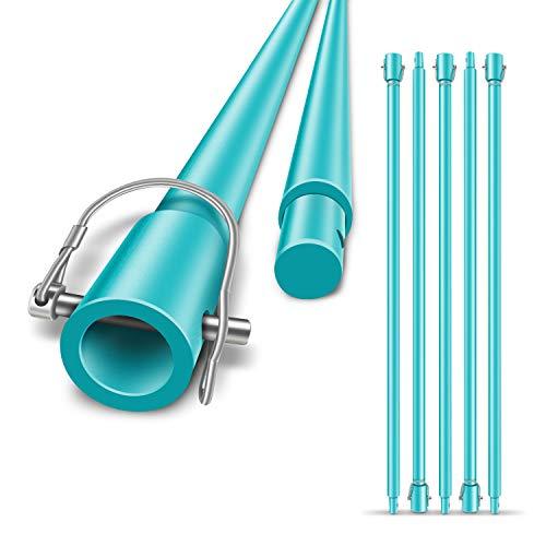 BRUNNENTAL  Alargador de broca de 5 m para taladro de pozos de gasolina, perfecto para taladrar pozos, compatible con Atika Fuxtec Zipper Zipper – Diámetro 40 60 80 100 120 150 mm