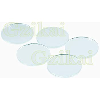 Gzikai 650nm 25mmx1mm Optical AR-IR Glasses Filter UV AR IR Cut Filter for Camera Camcorder Lens M12 etc