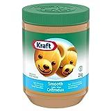 Kraft Peanut Butter Smooth - Light 2 kg (Made In Canada)