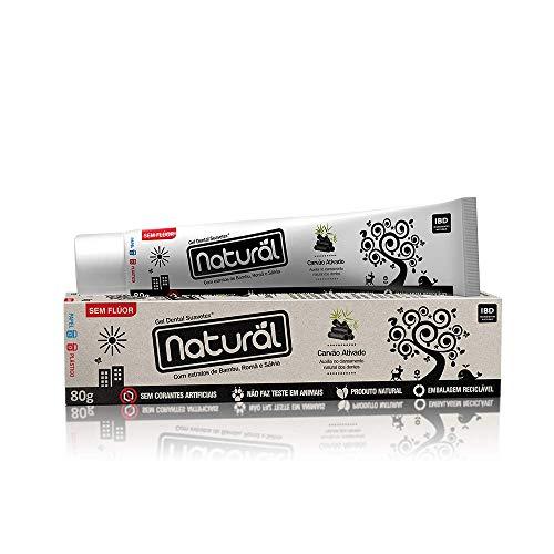 Natural Suavetex, Gel Dental Carvão Ativado