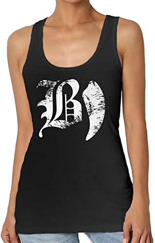 Beartooth Vintage Logo Tank MensWorkout Sport Yoga Vest Tops