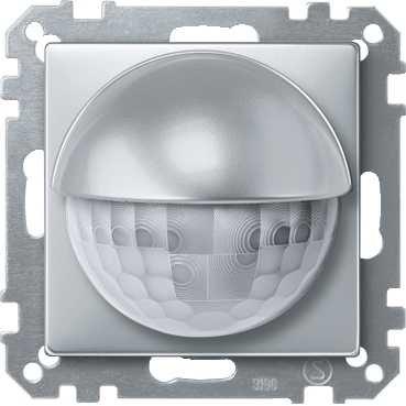 Schneider ELEC RLS–CCO 6500–Rauchmelder Bewegung Einbau 180/2.20m Up Aluminium