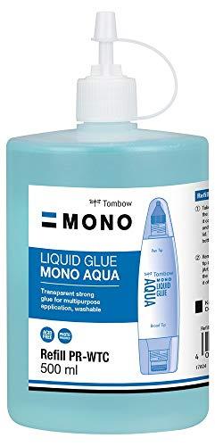 Preisvergleich Produktbild Tombow PR-WTC,  Nachfüllung 500 ml,  für Flüssigkleber PT-WTC