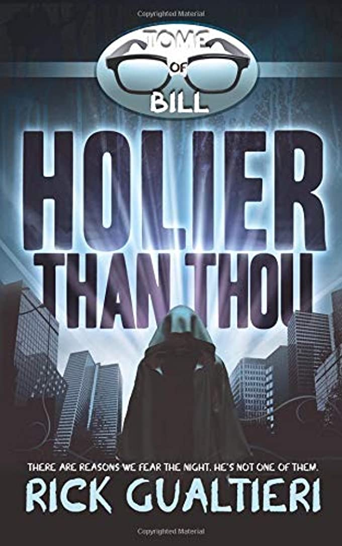 バルク細断追加するHolier Than Thou (The Tome of Bill)