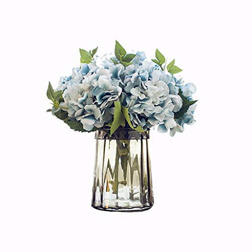 Blumenbehälter - ChangSQ Simulation Bonsai, Dekorative Künstliche Blumen Restaurant Wohnzimmer Ecke Dekoration Manschette Vase Mehrere Farben Dekorative Verzierungen ( Color : C , Size : 30*30cm )