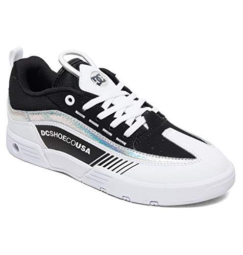 Dc Damen Legacy Skater-Schuhe Sneaker Schwarz 38 EU