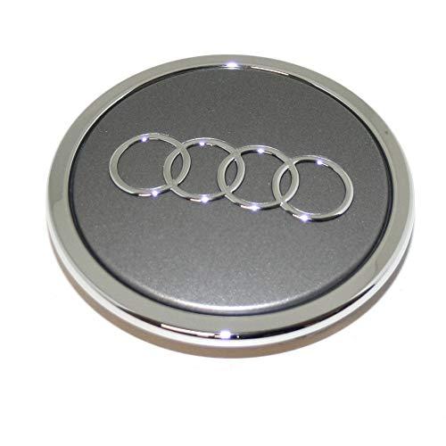 Nabenkappe (1 Stück) Nabenabdeckung Radkappe Alufelge grau-metallic 8T0601170A7ZJ