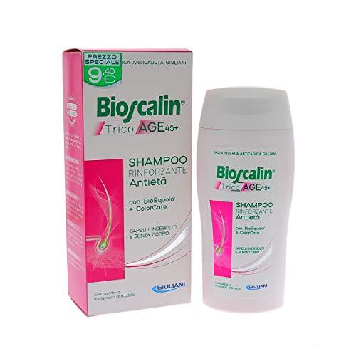 Bioscalin TricoAGE, stärkendes Damen - Shampoo, 200 ml, Promo