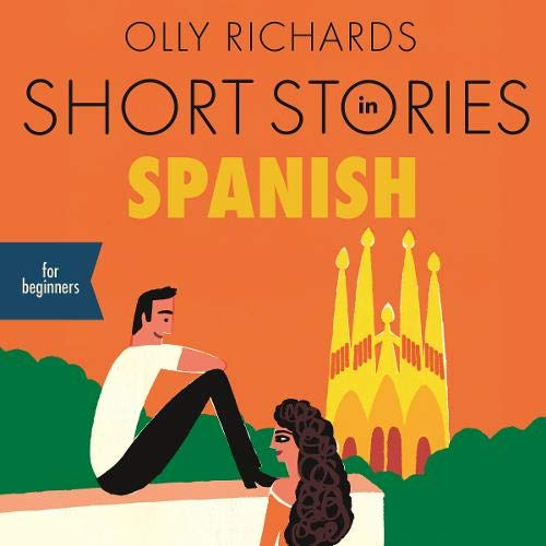 Short Stories in Spanish for Beginners  By  cover art