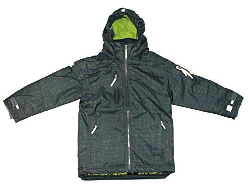 XS EXES ReflexLine Jacket Jungen Softshelljacke 454511 in Schwarz (999 Jet Black), Kleidergröße:152;Farbe:Schwarz (999 Jet Black)