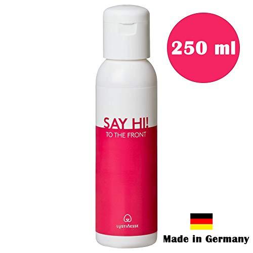 Lustinesse® Gleitgel wasserbasiert PREMIUM (100ml oder 250ml) Aqua Gleitmittel auf Wasserbasis mit Langzeitwirkung   Intimgel sensitiv