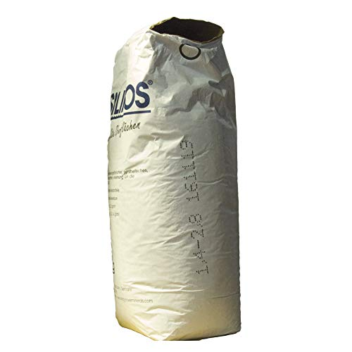0,2-0,5Mm ASILIKOS Sabbia abrasiva per sabbiatura 25kg