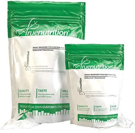 True Nutrition Highly Branched Cyclic Dextrin Cutting Edge Carbohydrate Powder for Sustained product image