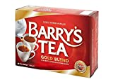 Barry's Tea Gold Blend - 80 Teabags - 250g - Expertly Blended in Ireland