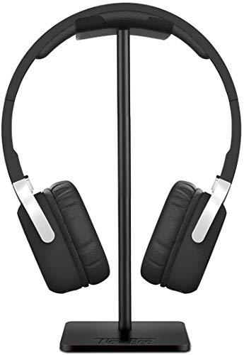 Laprite Aluminium Headphone Stand (Black)