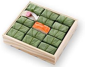[ 高野街道名産 柿の葉寿司 ] 柿の葉すし(小鯛・鮭)15個入