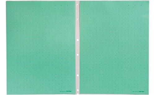 キングジム クリアーファイル ヒクタス ポケット 緑 A4S 7103ミト
