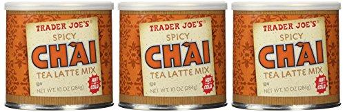 Set of 3 Trader Joe's Spicy Chai Latte