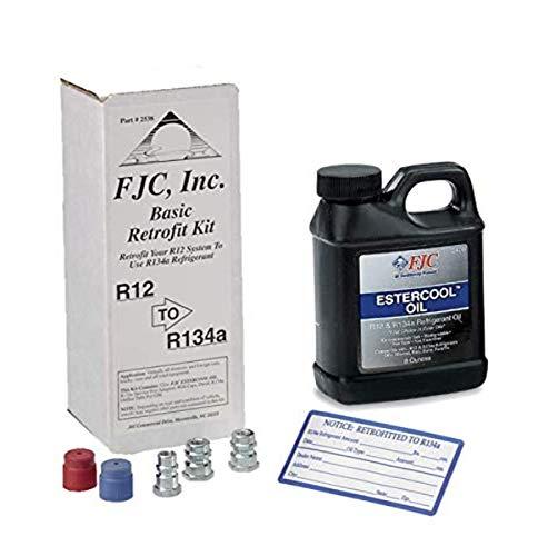 FJC 2538 Air Conditioning Retrofit Kit