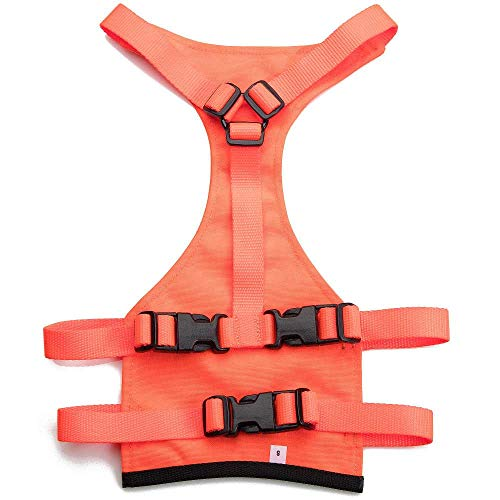 Mendota Pet Skid Plate - Dog Harness - Made in The...