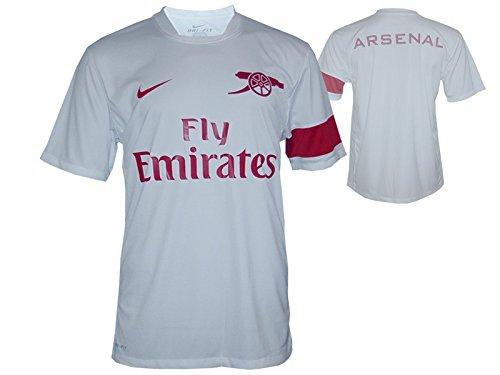 Nike Arsenal London Training Shirt AFC Gunners Jersey Trikot weiß