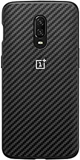 New OEM OnePlus Black Karbon Bumper Case for OnePlus 6T